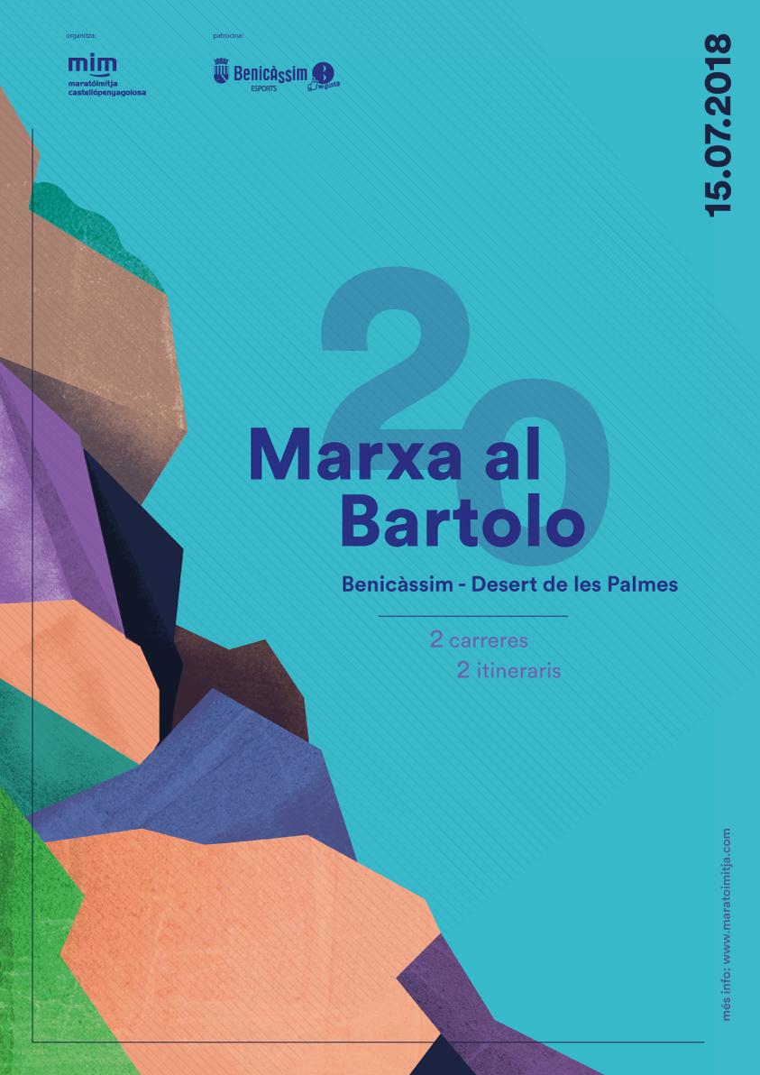 Abierta la inscripción para la XX Marcha al Bartolo 2018